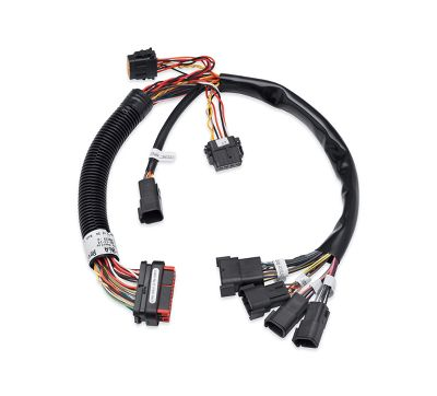 Boom! audio system wiring harness sound systems & accessories on wiring diagram radio harley 2014 2012 Street Glide Wiring Diagram Harley Fuel Pump Diagram