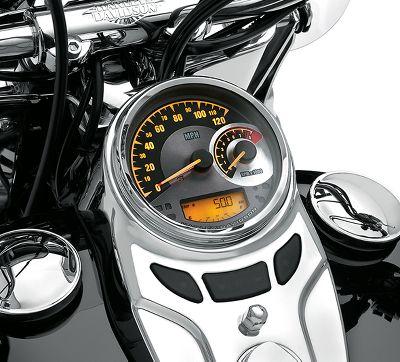 Combination og Speedometer/Tachometer MPH - 70900070B | Harley ... on harley starter relay diagram, tachometer wiring diagram, harley ignition diagram, harley turn signal diagram, yamaha tach wiring diagram, johnson tach wiring diagram, harley fuse diagram,