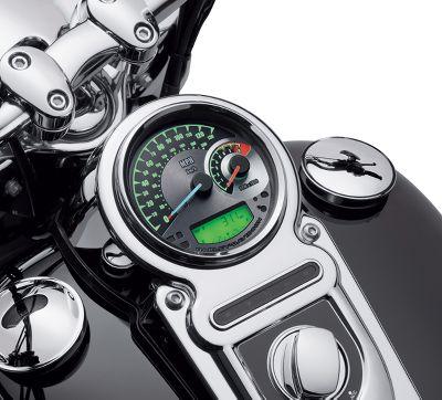 combination analog speedometer tachometer mph km 70900072a rh harley davidson com