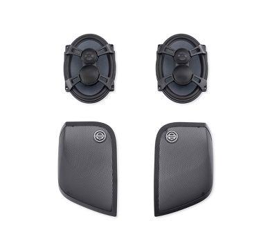 Boom Audio Stage II Saddlebag Speaker Kit