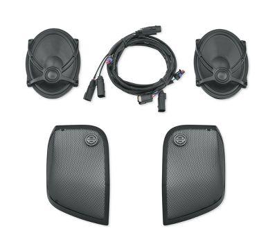 Boom Audio Stage I Saddlebag Speaker Kit
