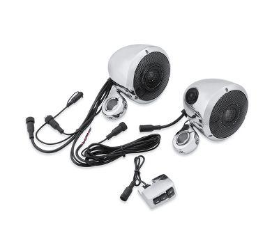 motorcycle speakers & amplifiers | harley-davidson usa