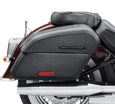 Harley Davidson Saddlebags >> H D Detachables Locking Saddlebags