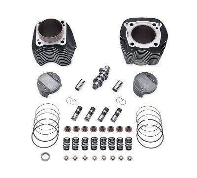 Milwaukee-Eight Engine Stage III Kit – 107CI to 114CI