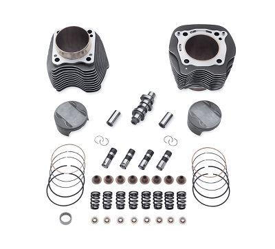 Milwaukee-Eight Engine Stage III Kit-114CI to 117CI