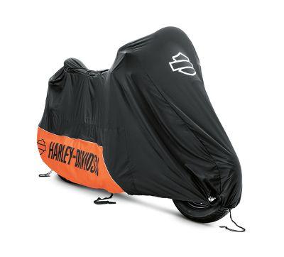 Harley Davidson Bike Covers >> Premium Indoor Motorcycle Cover
