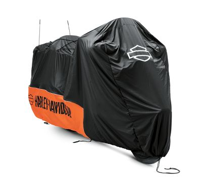 Harley Davidson Covers >> Premium Indoor Motorcycle Cover