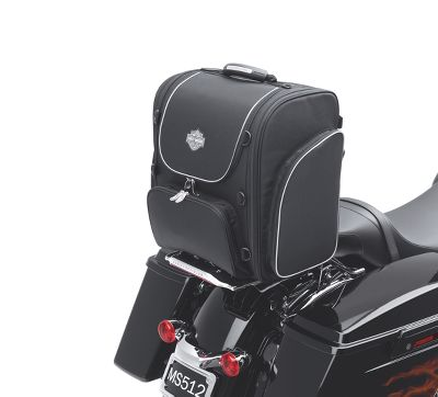premium touring bag | luggage | official harley-davidson online store