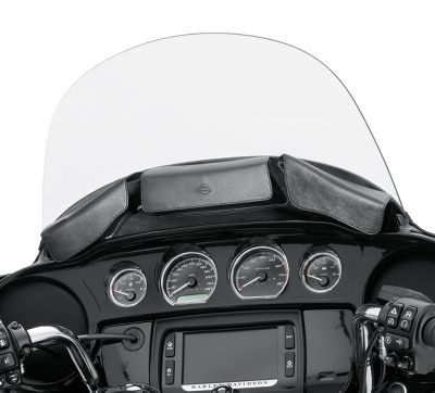 Three-Pocket Batwing Fairing Pouch - PA-02-93300054 | Harley ...