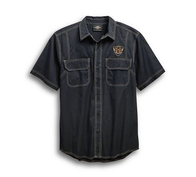 51b082f9515 Men s Piston Graphic Shirt - 9664219VM