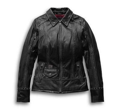 cc579d5d2 Women s Intrepidity Leather Jacket - 9804319VW