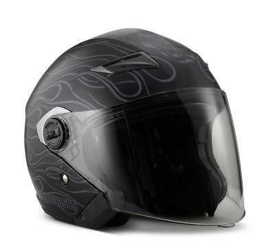 272678c7883 Splendor Sun Shield 3 4 Helmet - 9820916VM