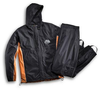 Men's Motorcycle Rain Gear | Harley-Davidson USA