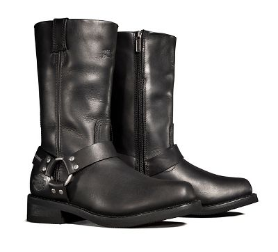 's Hustin Waterproof Performance Boots - 9861114VM | Harley ...