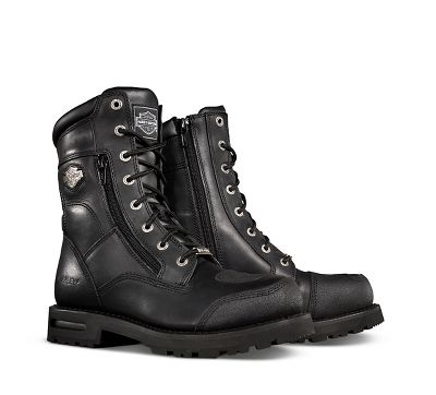 Men's Riddick Performance Boots | Performance | Official Harley ...