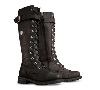 Women's Savannah Performance Boots | Performance | Official Harley ...