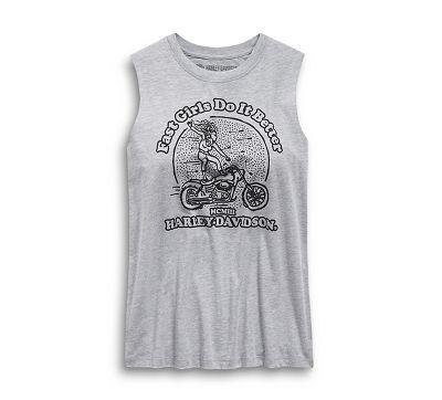 c540085f Women's Fast Girls Muscle Tank - 9875819VW | Harley-Davidson USA