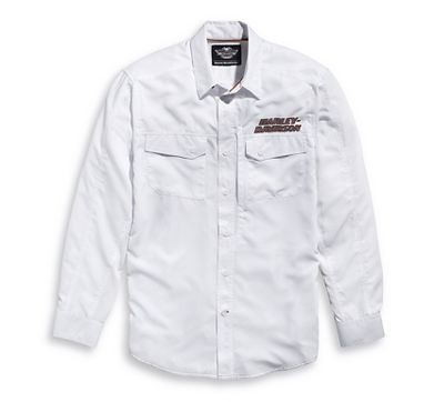 men's long sleeve motorcycle shirts | harley-davidson usa