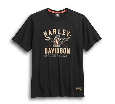 Men's T-Shirts | Motorcycle T-Shirts | Harley-Davidson USA