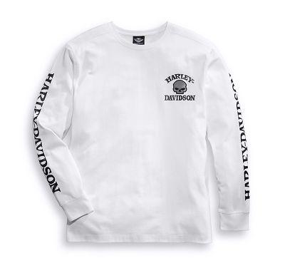 men's long sleeve t-shirts | harley-davidson usa