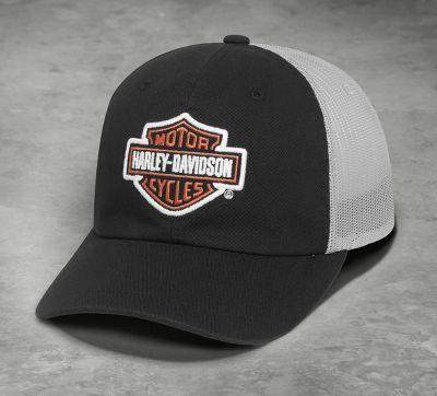 610e24edce68d 59fifty9fiftyfittedharley fa051 102b6  italy mens trucker hats harley  davidson usa 641e7 001b0