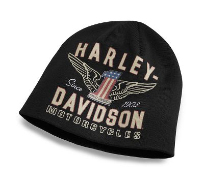 5f71384d6dcd5 Men s Winged  1 Knit Hat - 9948817VM