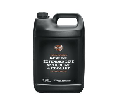 harley davidson engine coolant h d genuine extended life antifreeze and coolant 99822 02a  extended life antifreeze and coolant