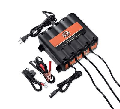 1.25 AMP Battery Charging Station Harley Davidson Battery Tender Harness Wire on