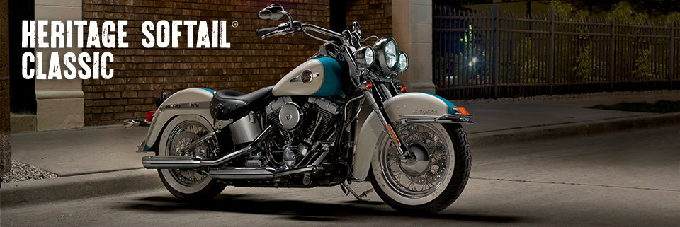 2016 Harley Davidson Heritage Softail Classic – HD Wallpapers