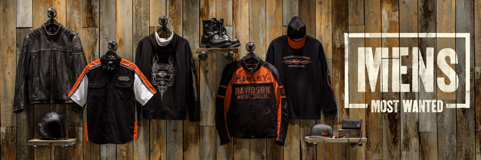 Harley-Davidson Gift Guide - Mens Most Wanted