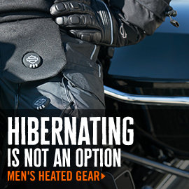 Mens Heated Gear