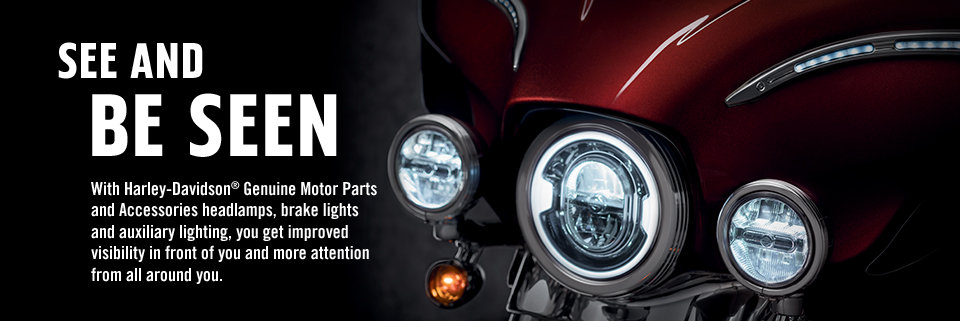 Motorcycle Lights Harley Davidson Usa