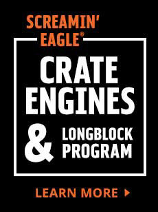 Crate Engine & Long Block Program