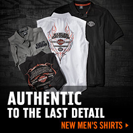 New Men's Shirts