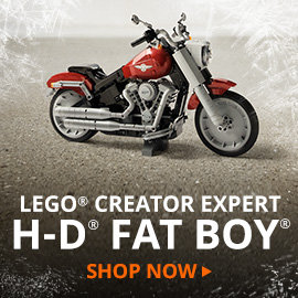 Lego Fat Boy