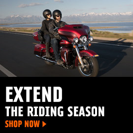 Extend the Riding Season