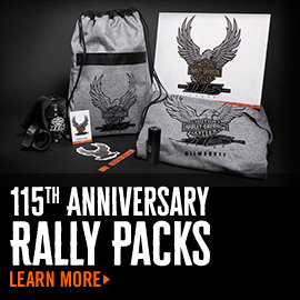 115 Rally Packs