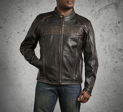 Men's Roadway Leather Jacket | Leather | Official Harley-Davidson ...