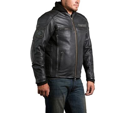 Men's Auroral 3-in-1 Leather Jacket | Leather | Official Harley ...