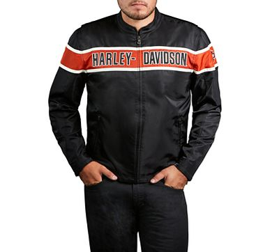 men's generations jacket | nylon | official harley-davidson online