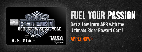 HD Visa Card Offer