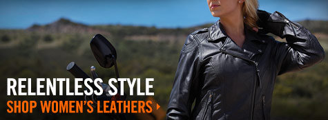 Shop Women's Leathers