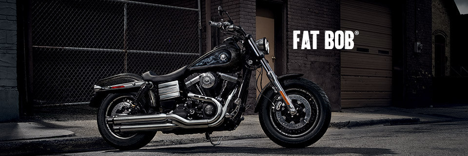 2017 Fat Bob Inspiration Gallery Harley Davidson Usa