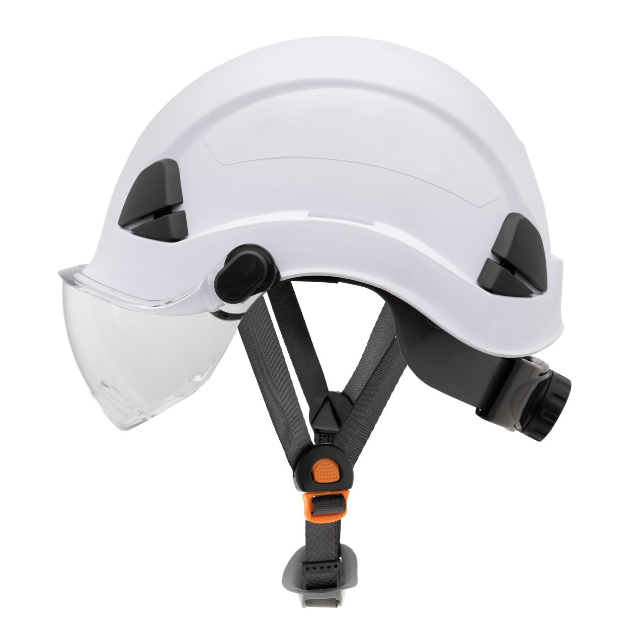 FSH10001 Honeywell Fibre Metal Safety Helmet Product Shot NA Non Vented