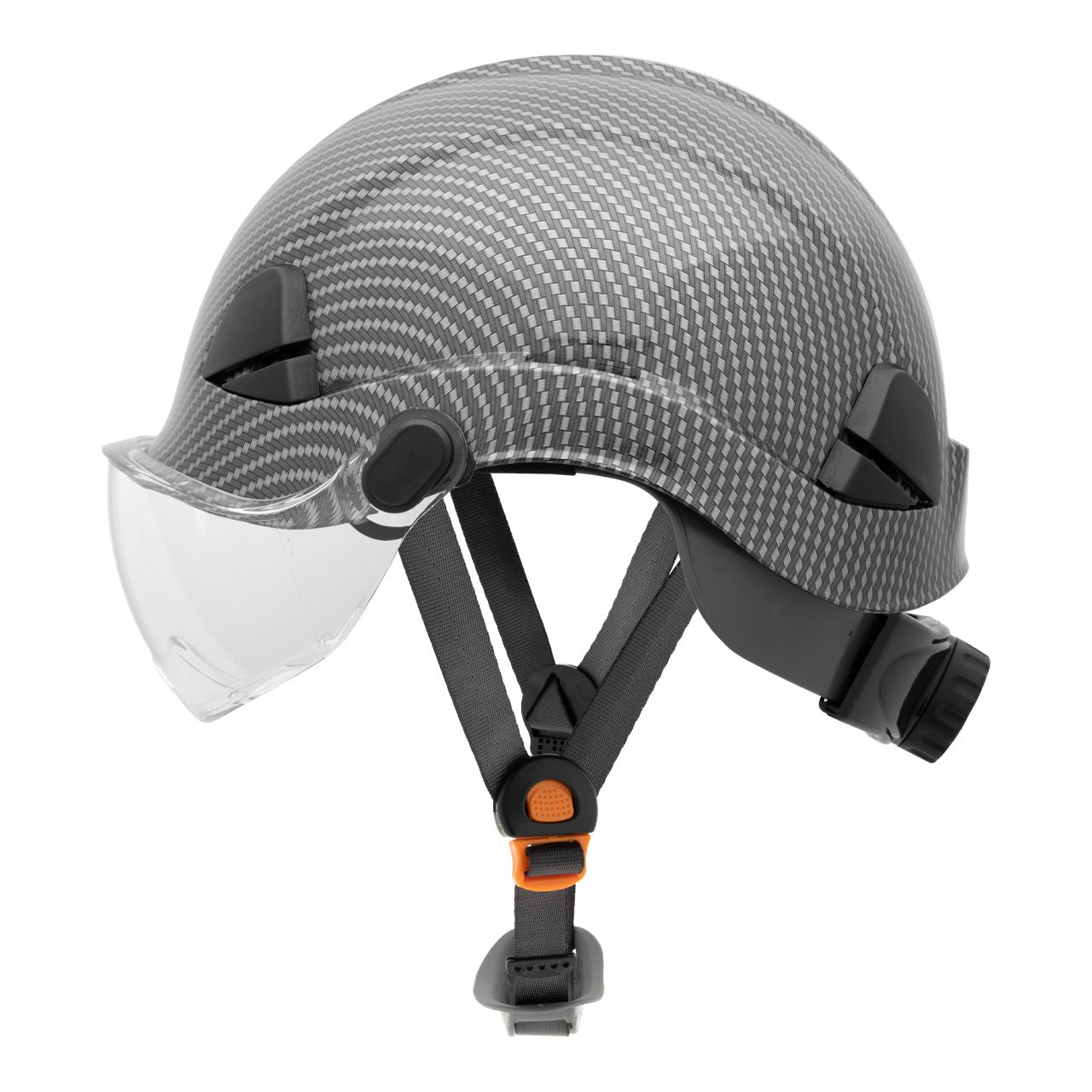 FSH10080 Honeywell Fibre Metal Safety Helmet Product Shot NA Non Vented