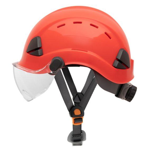 FSH11015 Honeywell Fibre Metal Safety Helmet Product Shot NA Vented
