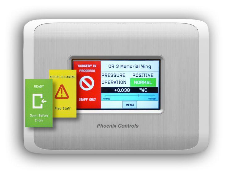 Advanced Pressure Monitor II