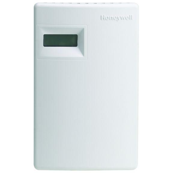 Wall mounted Non-dispersive Infrared (NDIR) Carbon Dioxide/Temperature Sensor - 3 inch color