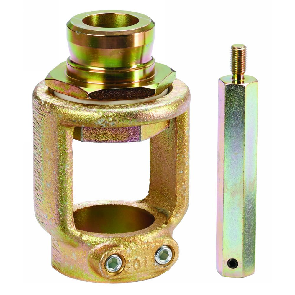 Direct Coupled Valve Actuator High Temperature Kit_2