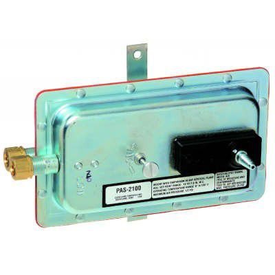 CLEPAS Pneumatic Airflow Differential Pressure Switch_2
